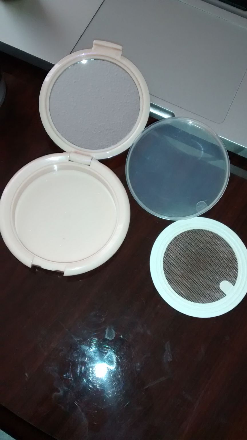 Mac Cosmetics Prep Prime Transparent Finishing Powder