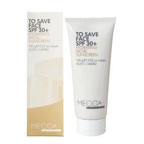 Mecca Cosmetica - To Save Face SPF 30+ Hydrating Facial Sunscreen