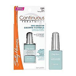 Sally Hansen Continuous treatment - growth