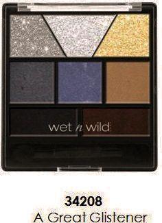 Wet 'n' Wild Fergie Center Stage Palette - A Great Glistener