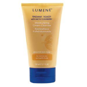 Lumene Radiant Touch Moisturizing Cream Cleanser