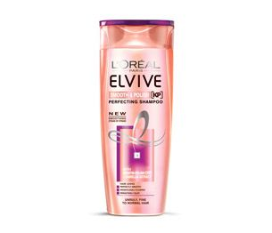 L'Oreal Elvive - Smooth and Polish Shampoo (Liso keratina/Keraperfect/liss-caresse/quera-liso)