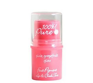 100 Percent Pure Fruit Pigment Lip & Cheek Stain