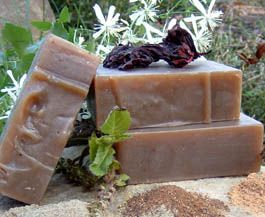Chagrin Valley Ayurvedic Shampoo Bar