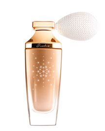 Guerlain Forever Gold Sublime Radiant Powder Holiday Collection 2007