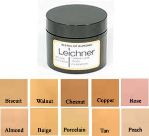 Leichner Camera Clear Tinted Foundation