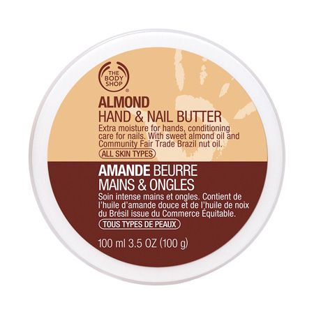 The Body Shop Almond Hand & Nail Butter