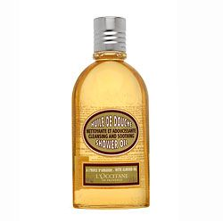 L'Occitane Amande Cleansing and Soothing Shower Oil