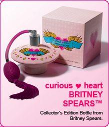 Elizabeth Arden Britney Spears - Curious Heart