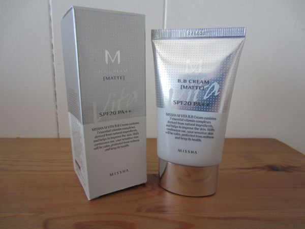 MISSHA  M Vita BB Cream