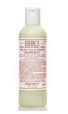 Kiehl's Kiehl's Deluxe Hand and Body Lotion with Aloe Vera and Oatmeal