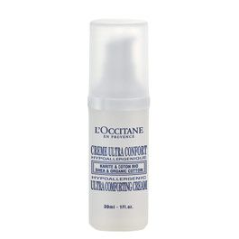 L'Occitane Shea & Organic Cotton Ultra Comforting Cream  [DISCONTINUED]