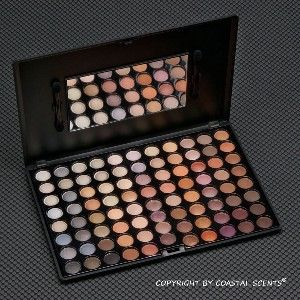 Coastal Scents 88 colors warm palette