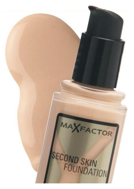 Max Factor Second Skin [DISCONTINUED]