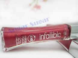 L'Oreal Infallible 8HR Pro Gloss - Bloom