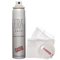 Classified Cosmetics ERA Face Spray Foundation