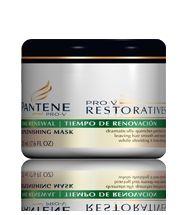 Pantene Pro-V Restoratives Time Renewal Replenishing Mask ] [DISCONTINUED]