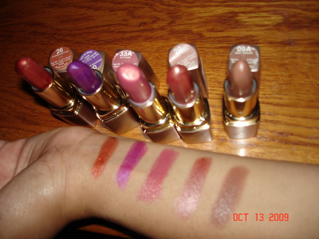Milani Color Perfect Lipstick (Uploaded by maha2008)