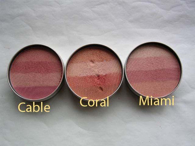 Cargo Cosmetics Beachblush Coral Beach Reviews Photos