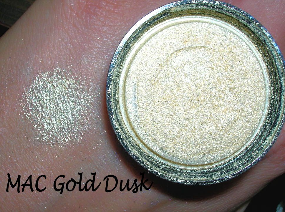 MAC Gold Dusk (Uploaded by niclyf)