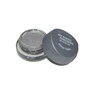 Maybelline Dream Mousse Shadow -- Silver Halo
