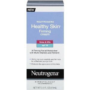 Neutrogena Healthy Skin Firming Cream SPF 15