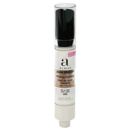Almay Pure Blends Mineral Makeup Powder