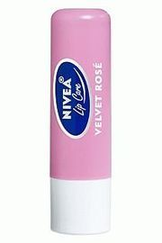 Nivea Lip Care - Rose