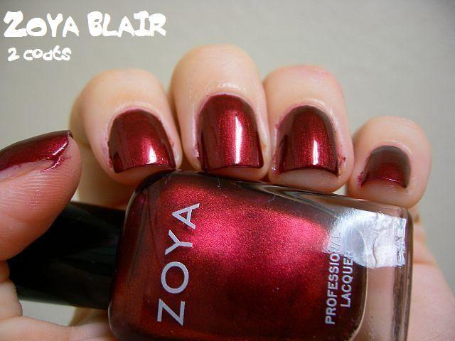 Zoya Blair (Uploaded by kschmiddy)