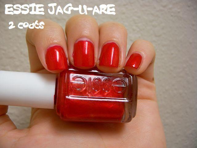 Essie Jag-u-are reviews, photo - Makeupalley