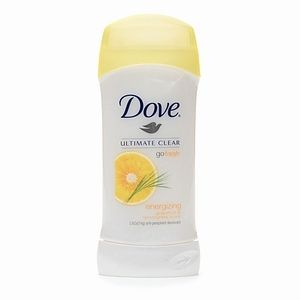 Dove Ultimate Clear Go Fresh Energizing
