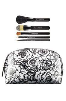 MAC Graphic Garden Define and Blend Brush Set