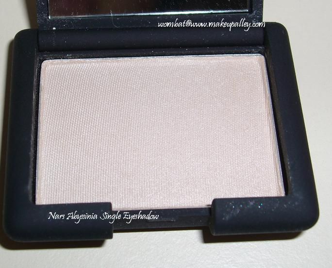 Nars Abyssinia single eyeshadow e/s (Uploaded by wombat)