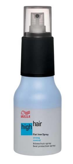 Wella High Hair Flat Iron Spray