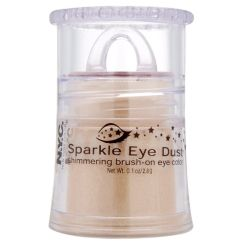 New York Color Sparkle Eye Dust - Pink Champagne
