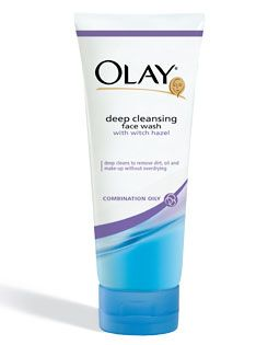 Olay Deep Cleansing Face Wash w/witch hazel