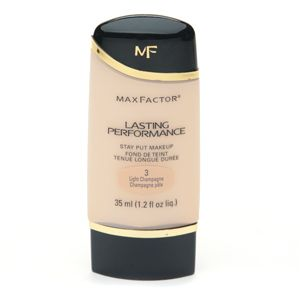 Max Factor Lasting Performance Stay-Put Makeup [DISCONTINUED]