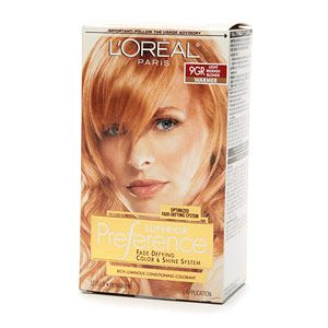 L'Oreal Preference Shine Extending Hair Color