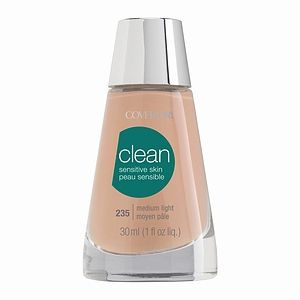Cover Girl Clean Sensitive Skin