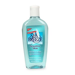 Sea Breeze Fresh-Clean Astringent, Sensitive Skin
