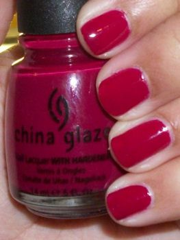 China Glaze Seduce Me