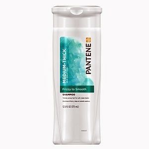 Pantene medium-thick hair solutions frizzy to smooth