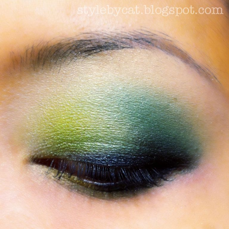 Maybelline Eye Studio Color Explosion in FOREST FURY
