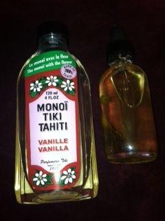 Monoi Tiare Tahiti Coconut Oil Vanilla