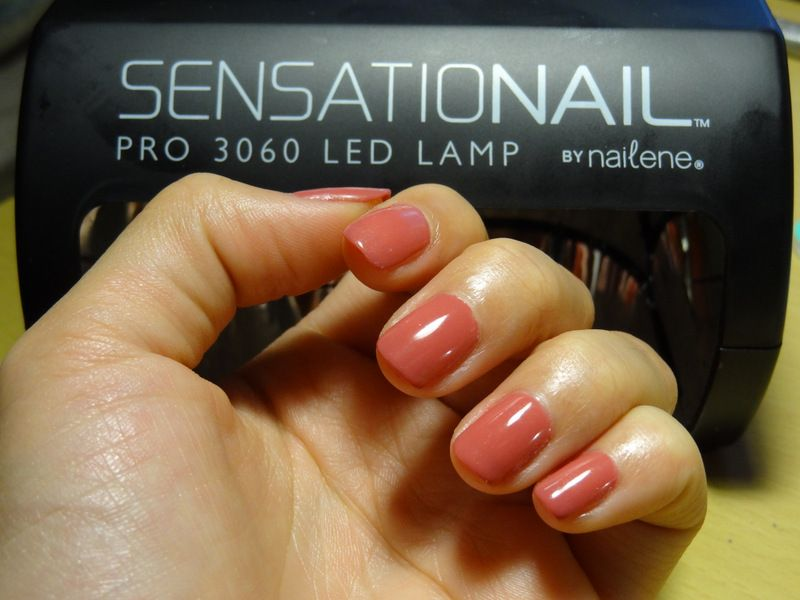 Nailene Sensationail Color Gel Polish reviews, photos, ingredients ...