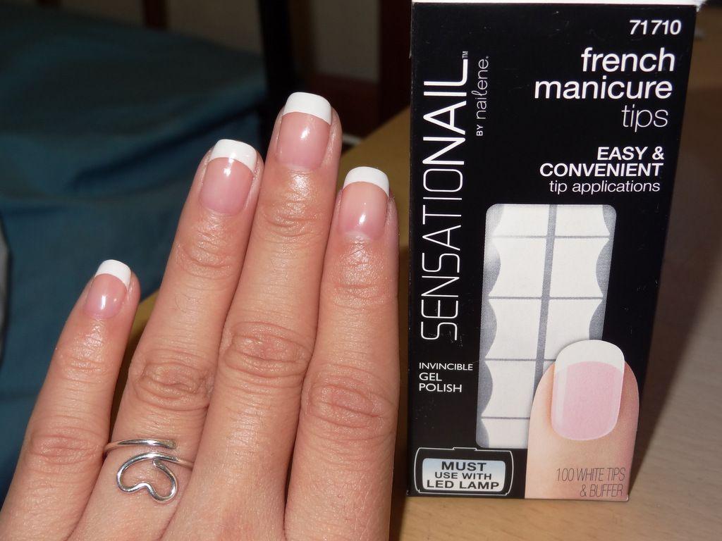 Nailene Sensationail French Manicure Kit Reviews Photos