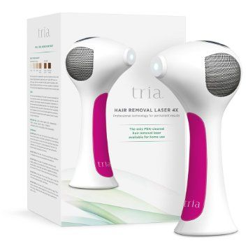 Tria Beauty Laser Hair Removal System Reviews Photos Ingredients