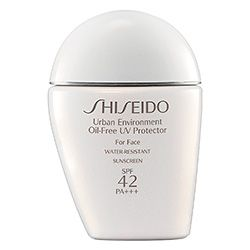 SHISEIDO Urban Environment Oil-Free UV Protector for Face SPF 42 PA+++