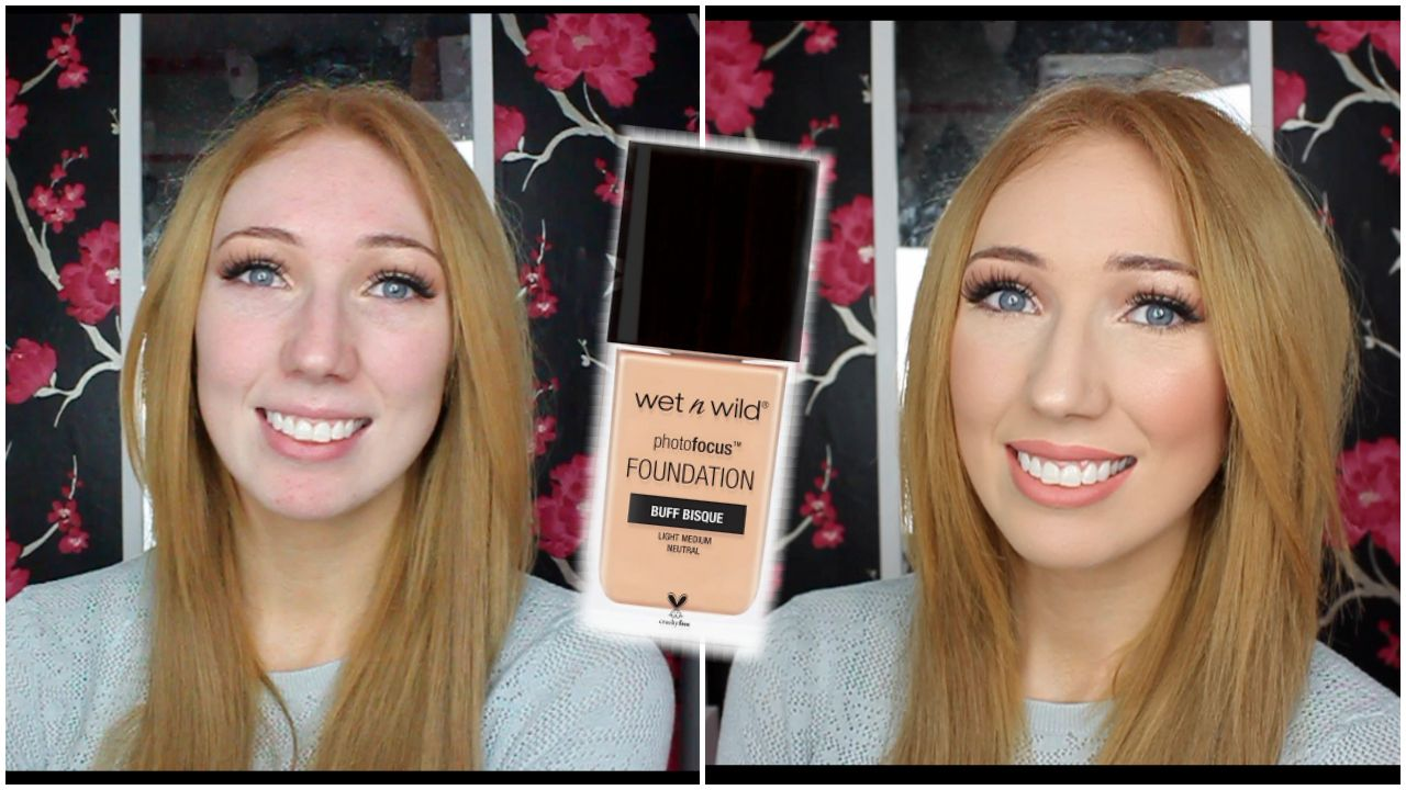 Wet N Wild Photo Focus Foundation Reviews Photos Ingredients Makeupalley