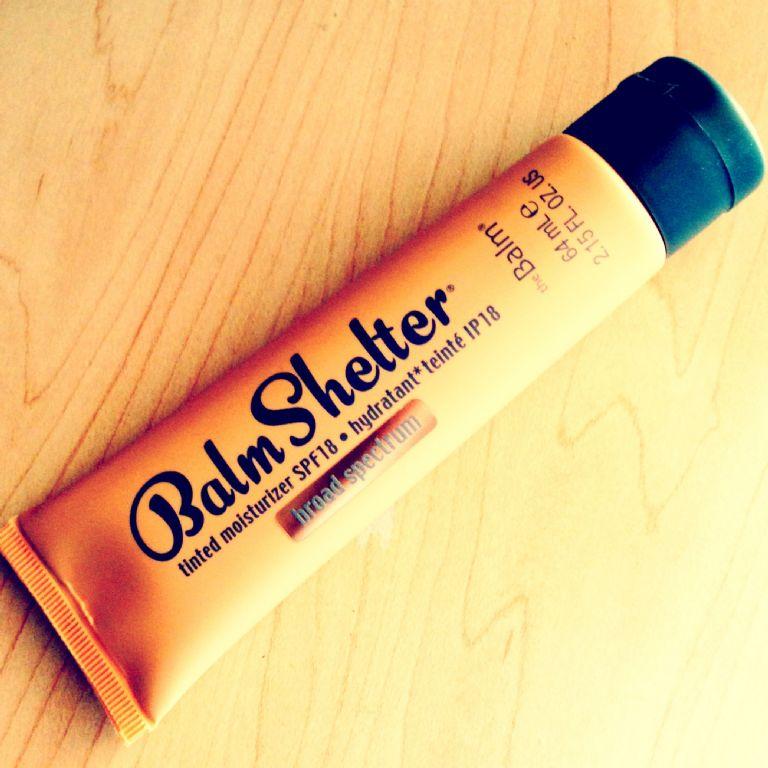 ... BalmShelter Tinted Moisturizer SPF 18 ...